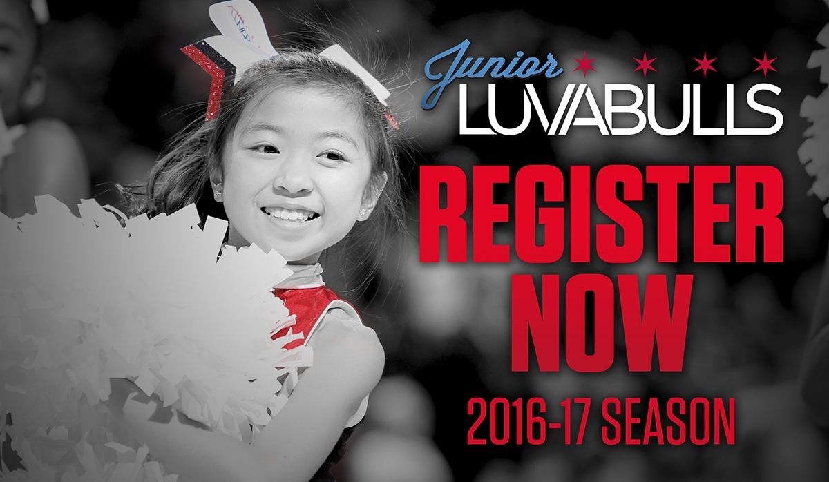 Junior Luvabulls Auditions