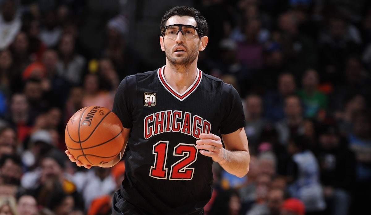 Bulls trade Kirk Hinrich | Chicago Bulls
