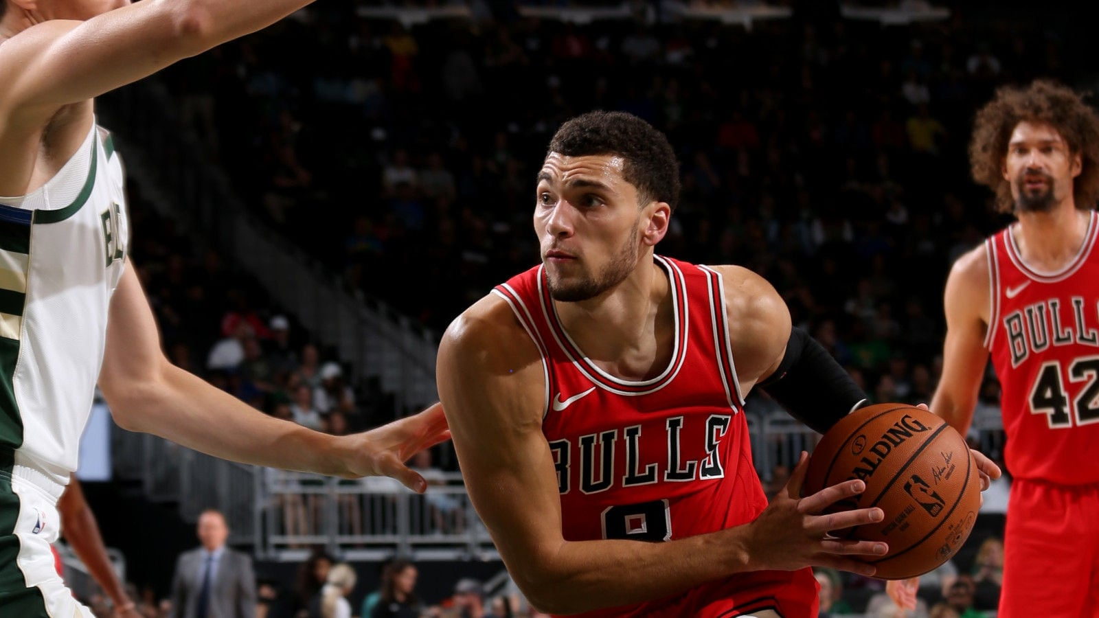 With Markkanen still out LaVine is ready to step up