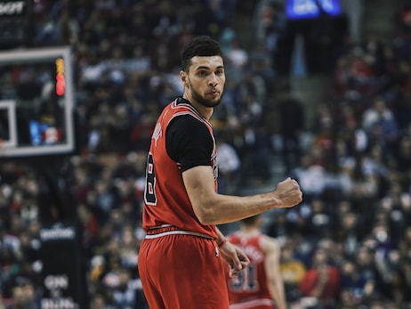 LaVine wants to take it to the next level in offense and defense