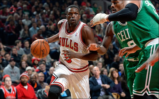 Deng on the move in a recent game against Boston