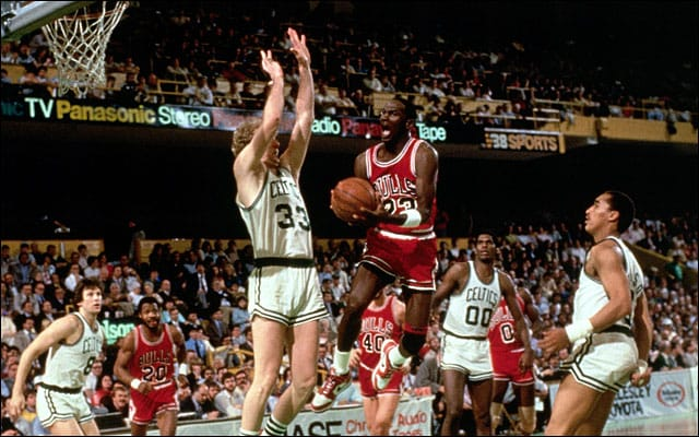 Michael Jordan's 63 points in 1986 NBA Playoffs may have been greatest game ever played ...