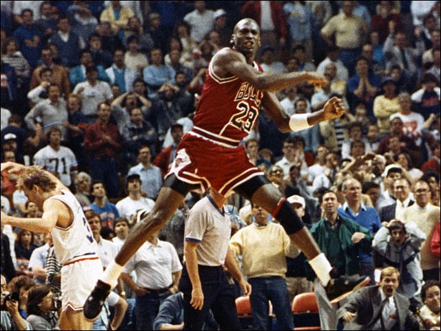 Cavaliers Vs Lakers >> May 7, 1989 | Bulls 101, Cleveland Cavaliers 100 | Chicago