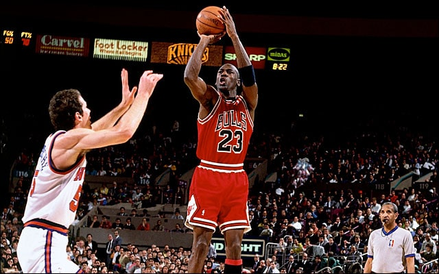 The nba legacy of michael jordan