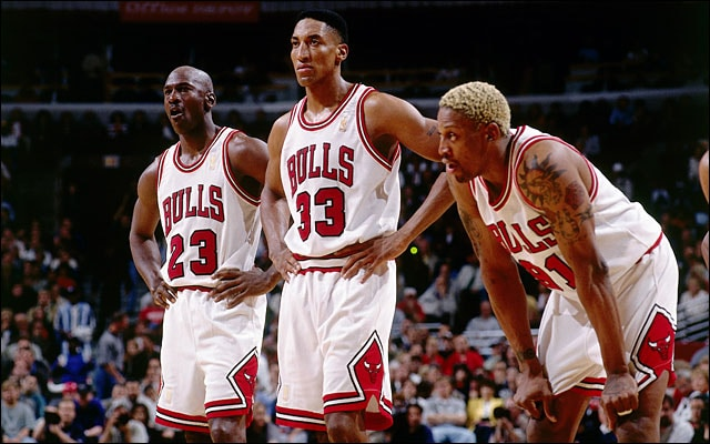 Bulls Chairman Reinsdorf Discusses Rodman Winter And