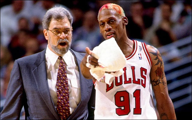 Rodman was different -- in a good way | Chicago Bulls