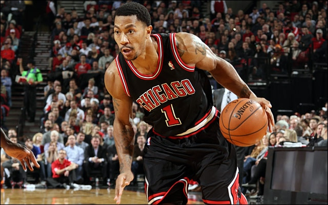 Derrick Rose Injury Update 11232013 Chicago Bulls
