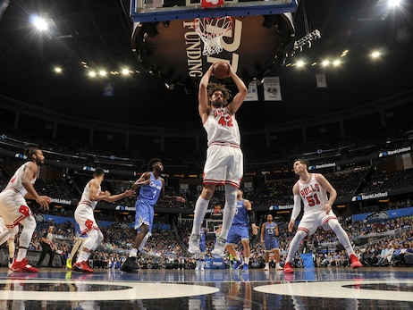 Photo Gallery: Bulls win on the road in Orlando