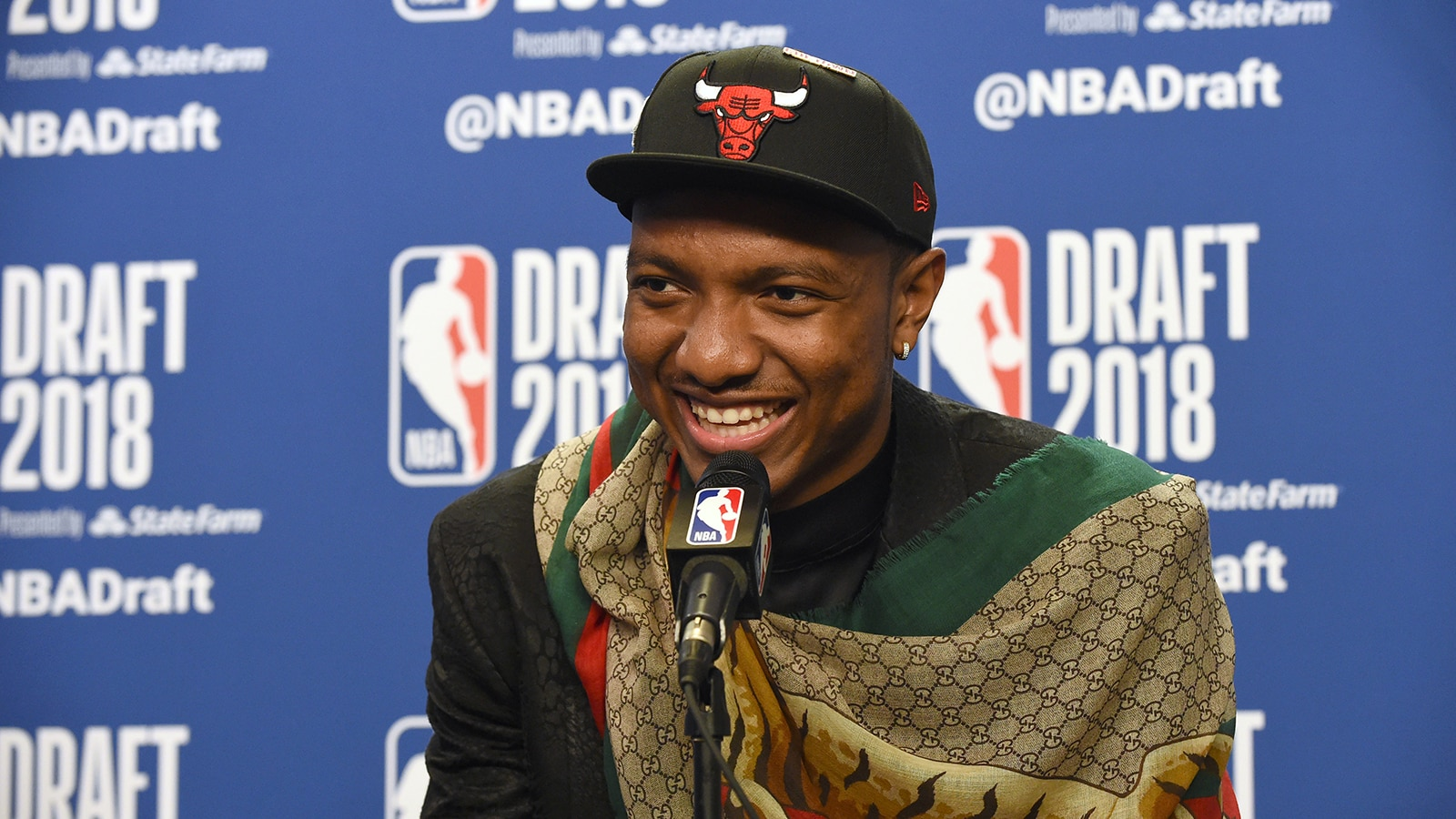 Chicago Bulls Select Wendell Carter Jr. and Chandler Hutchison in 2018 Draft