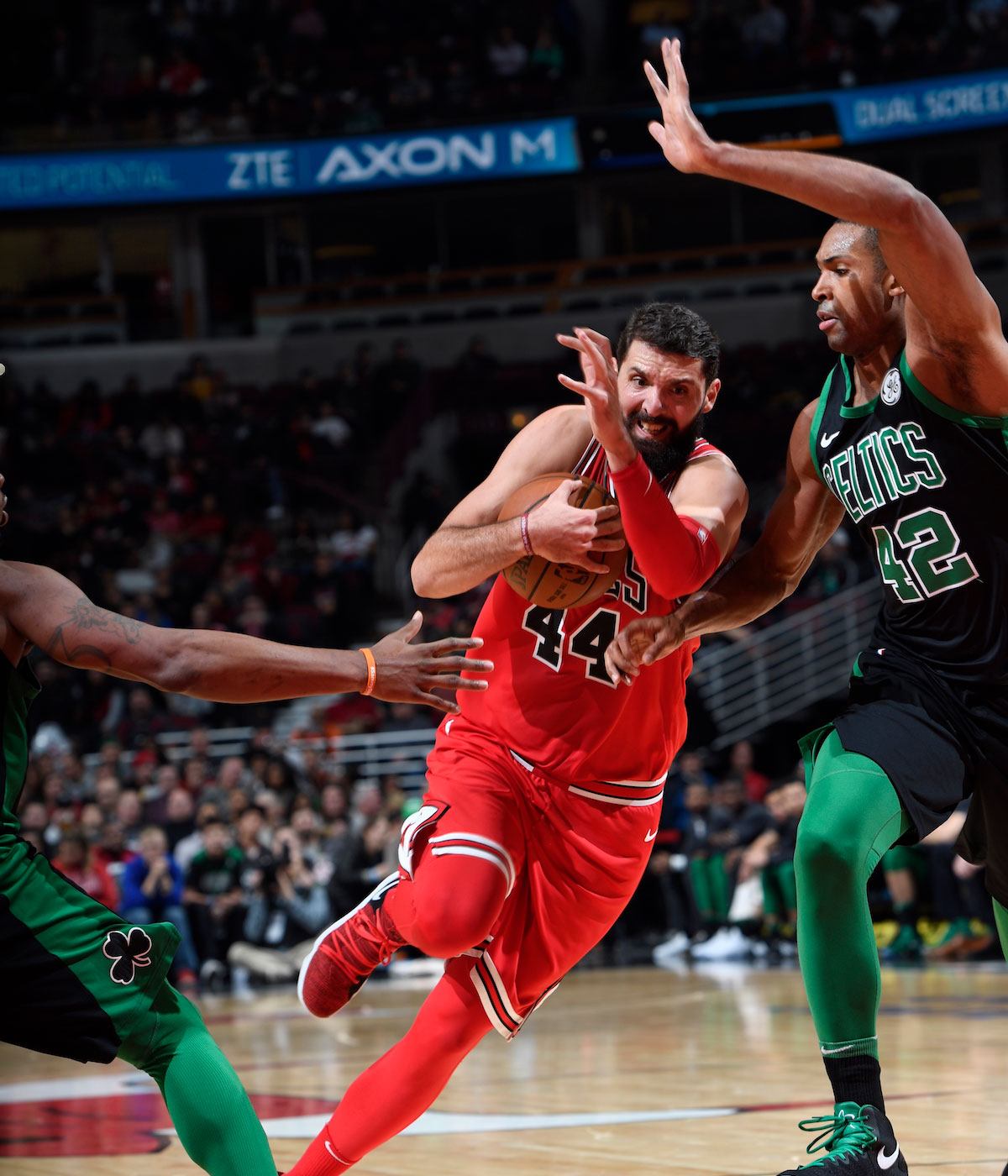Bulls defeat Celtics for third straight win