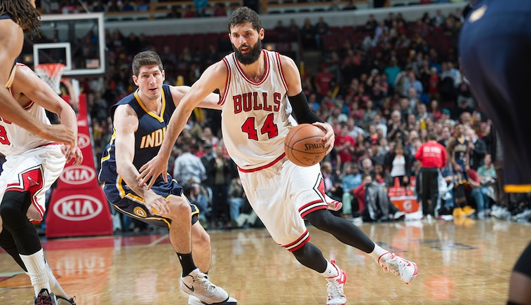 Nikola Mirotic vs. Indiana Pacers