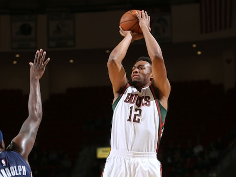 Bulls prepare for first meeting with Bucks' Parker