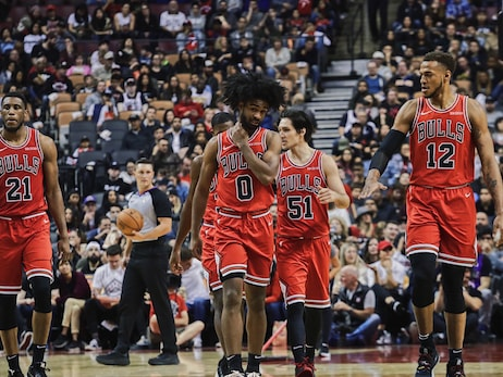 Photo Gallery: Bulls vs. Raptors Preseason