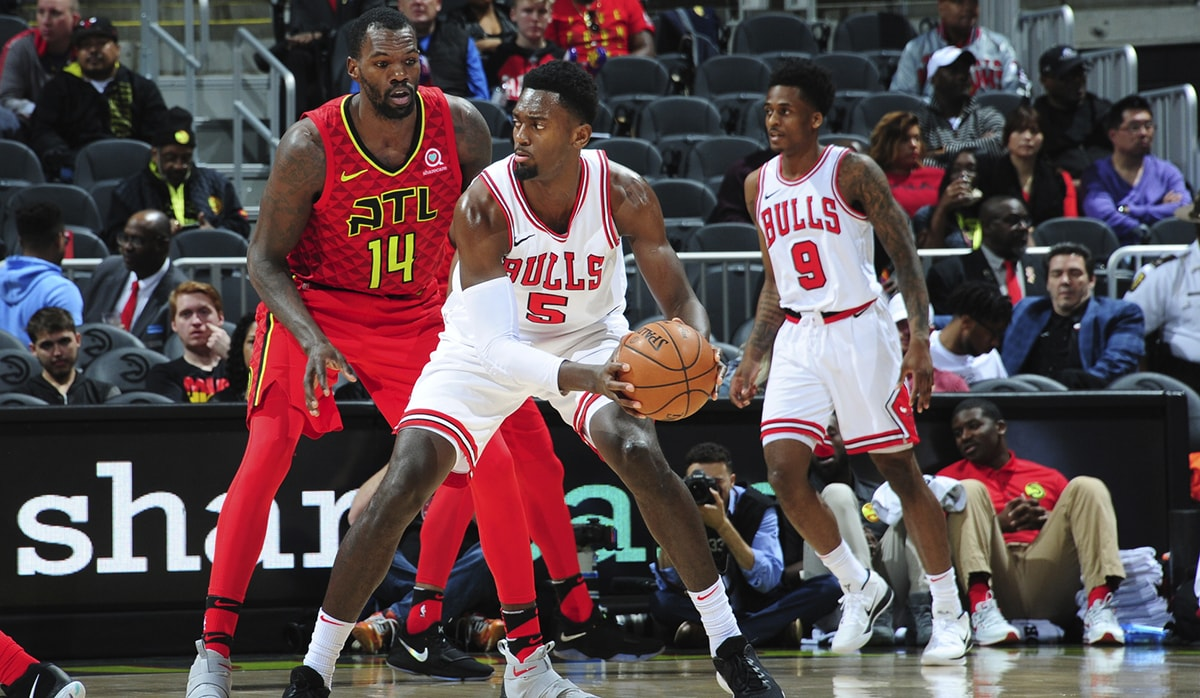 Hawks Kent Bazemore Out For Season with Bone Bruise