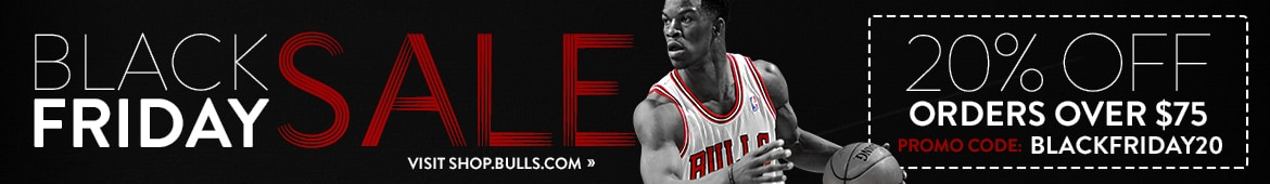 Shop Black Friday at Shop.Bulls.com