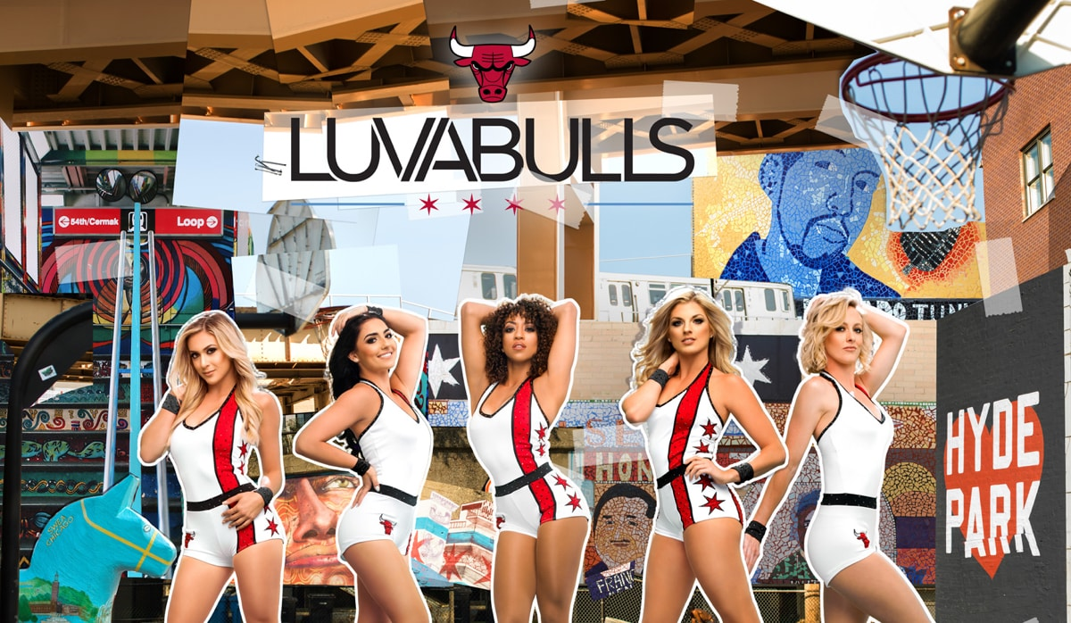 2017-18 Chicago Luvabulls