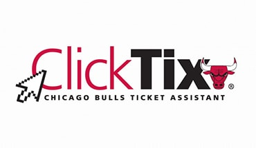 ClickTix Chicago Bulls ticket assistant