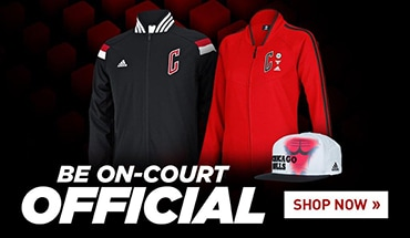 Be On-Court Official with Shop.Bulls.com