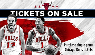 Purchase single game Chicago Bulls tickets