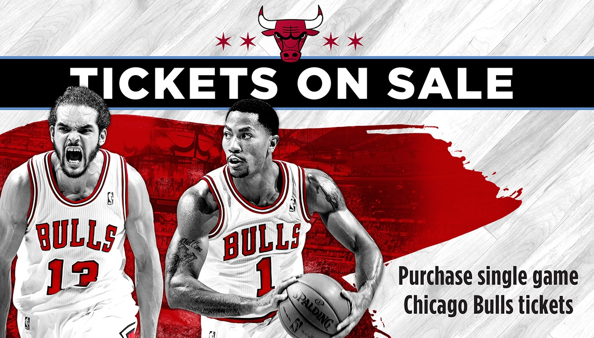 Bulls tickets on sale