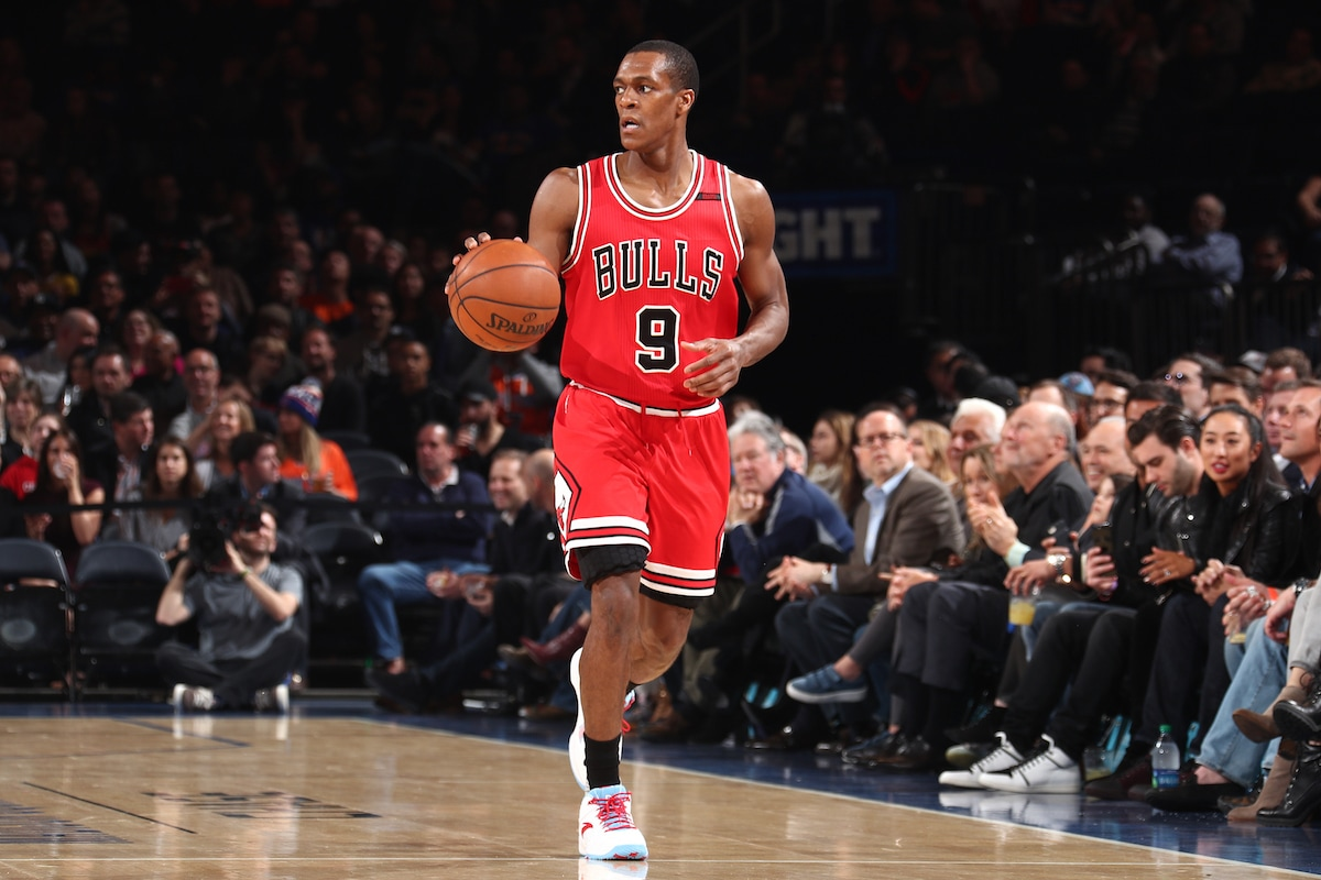 Bulls Rumors: Latest on Dwyane Wade Buyout, Rajon Rondo and More