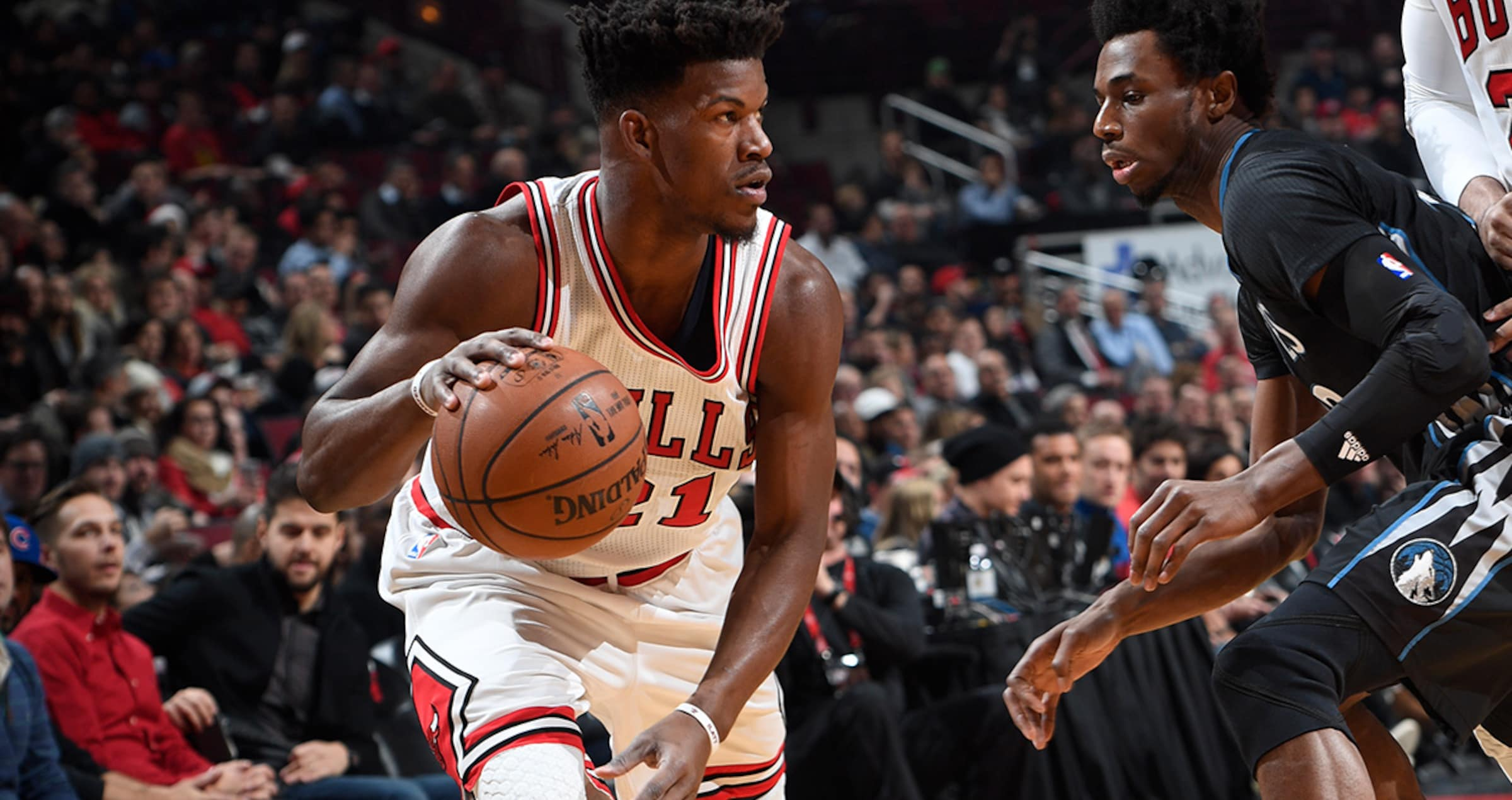 Jimmy Butler vs. Timberwolves