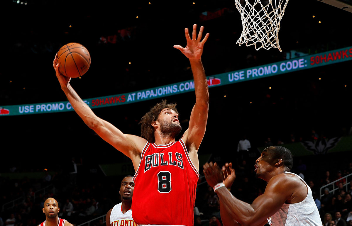 The man in the middle | Chicago Bulls