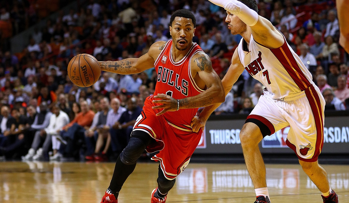 77172f92318 Derrick Rose on the Bulls and growing up in Chicago