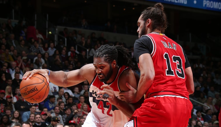 Joakim Noah vs. Wizards