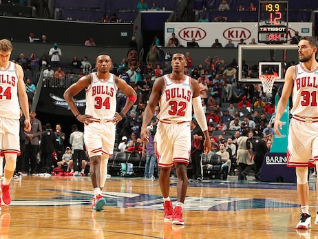 Bulls lose to Hornets 126-125, despite a strong second half
