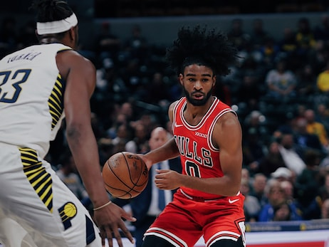 Bulls fall to Pacers, 105-87