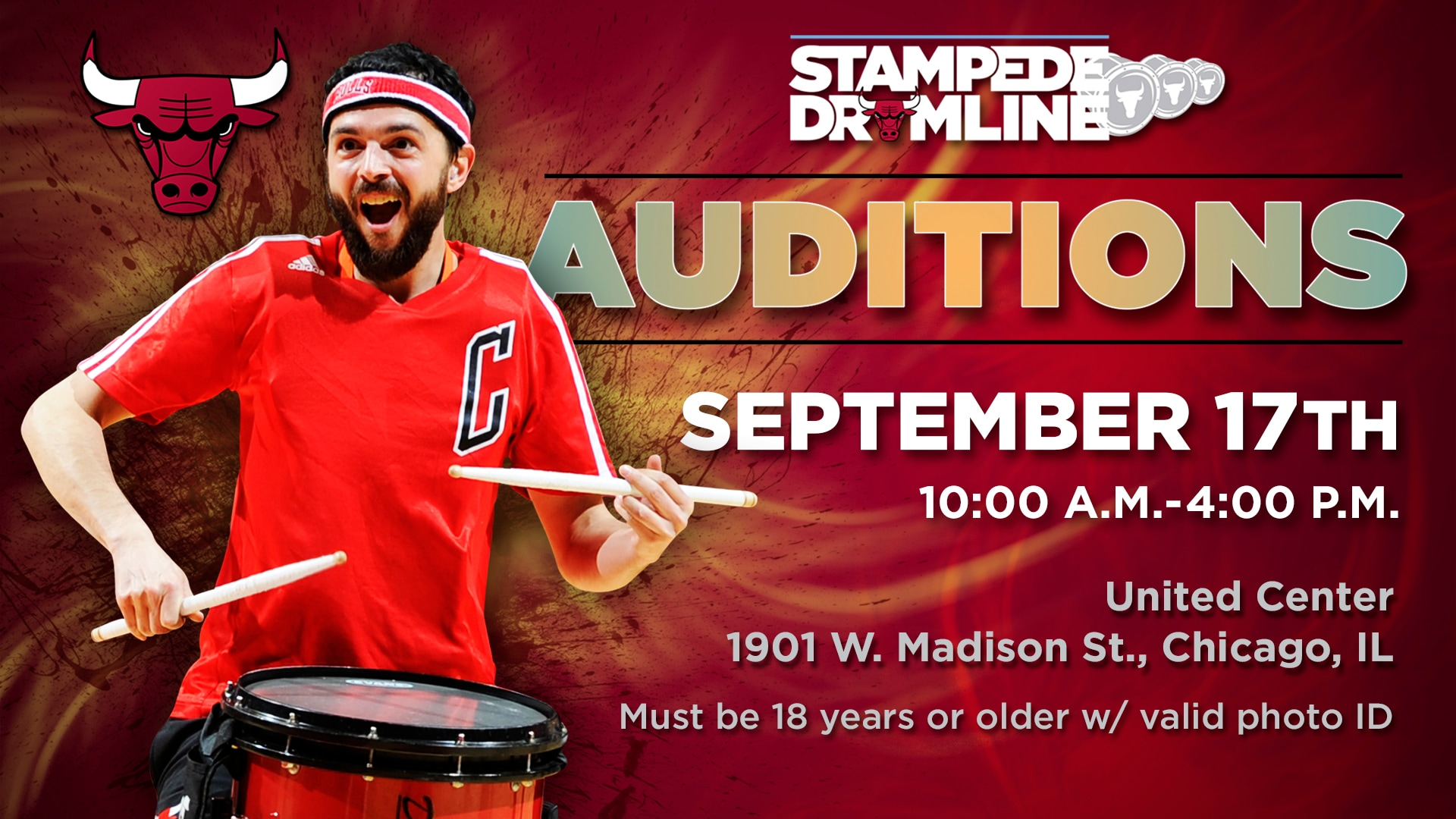 Chicago Stampede Auditions