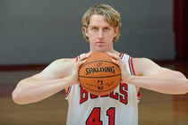 Bulls second round draft pick Cameron Bairstow