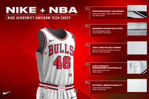Photo Gallery: Nike Association and Icon uniforms