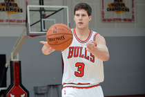 Doug McDermott at the Berto Center