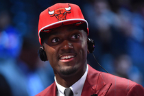 Bobby Portis 2015 NBA Draft