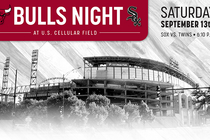 Bulls Night at U.S. Cellular Field