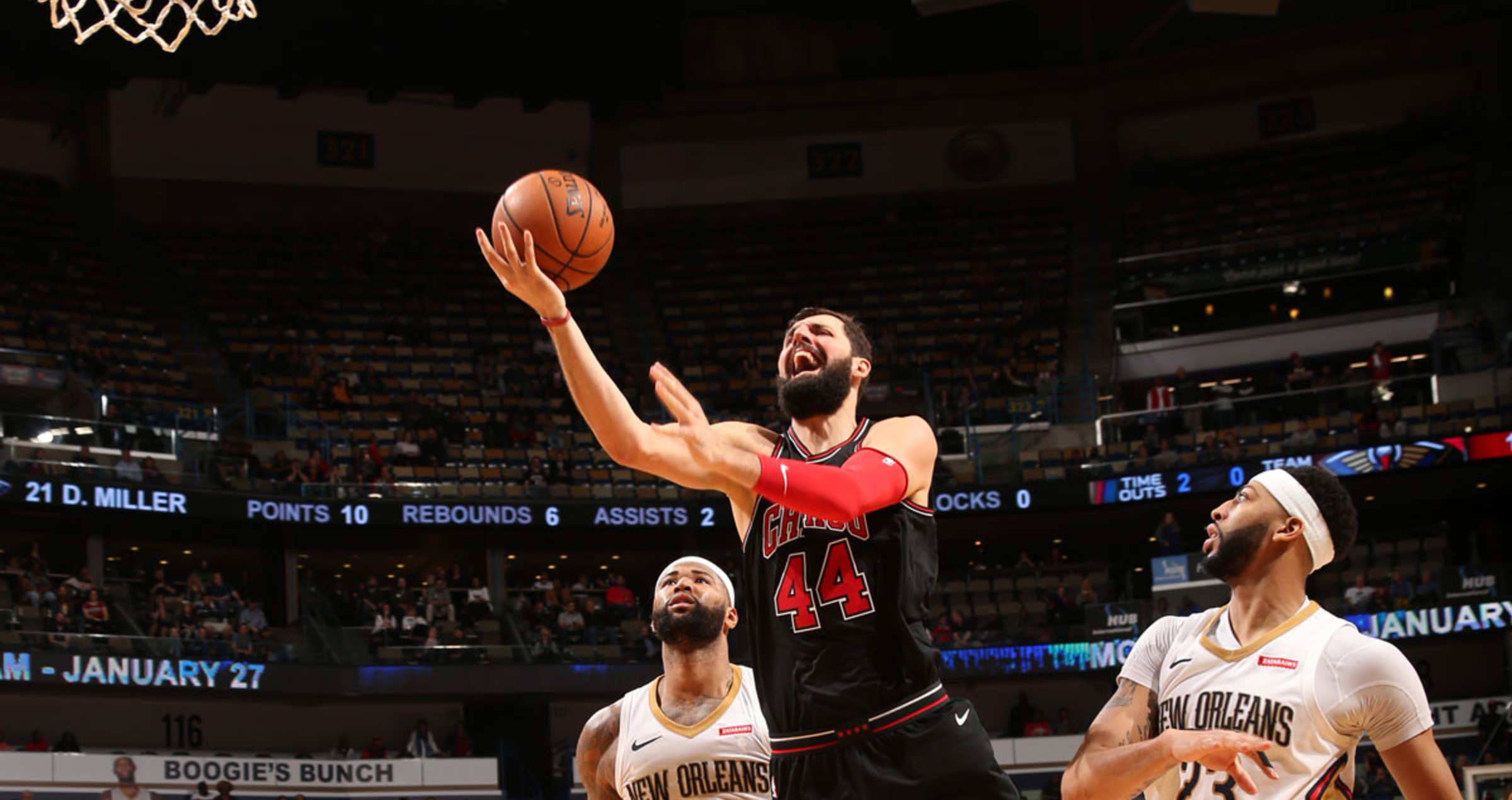 The rumors around Nikola Mirotic | Chicago Bulls