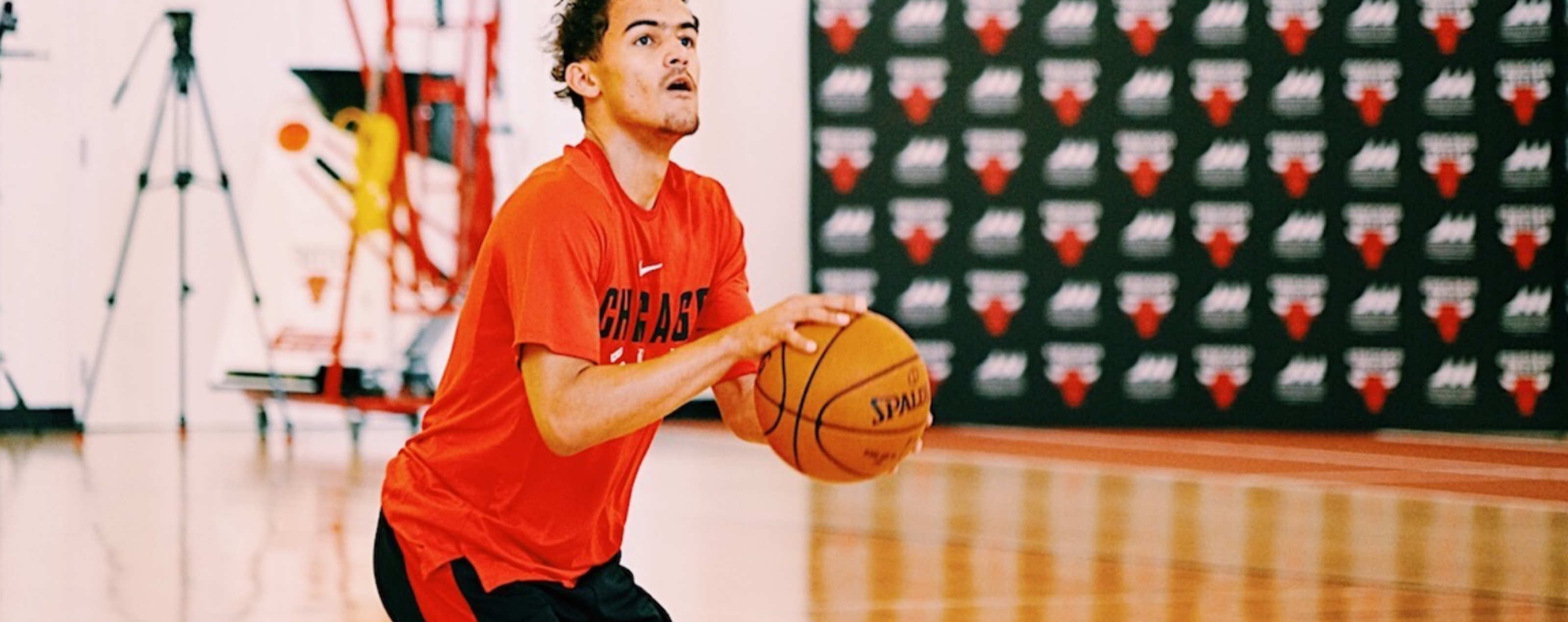 aca5c796a Bulls bring in Trae Young for pre-draft workout