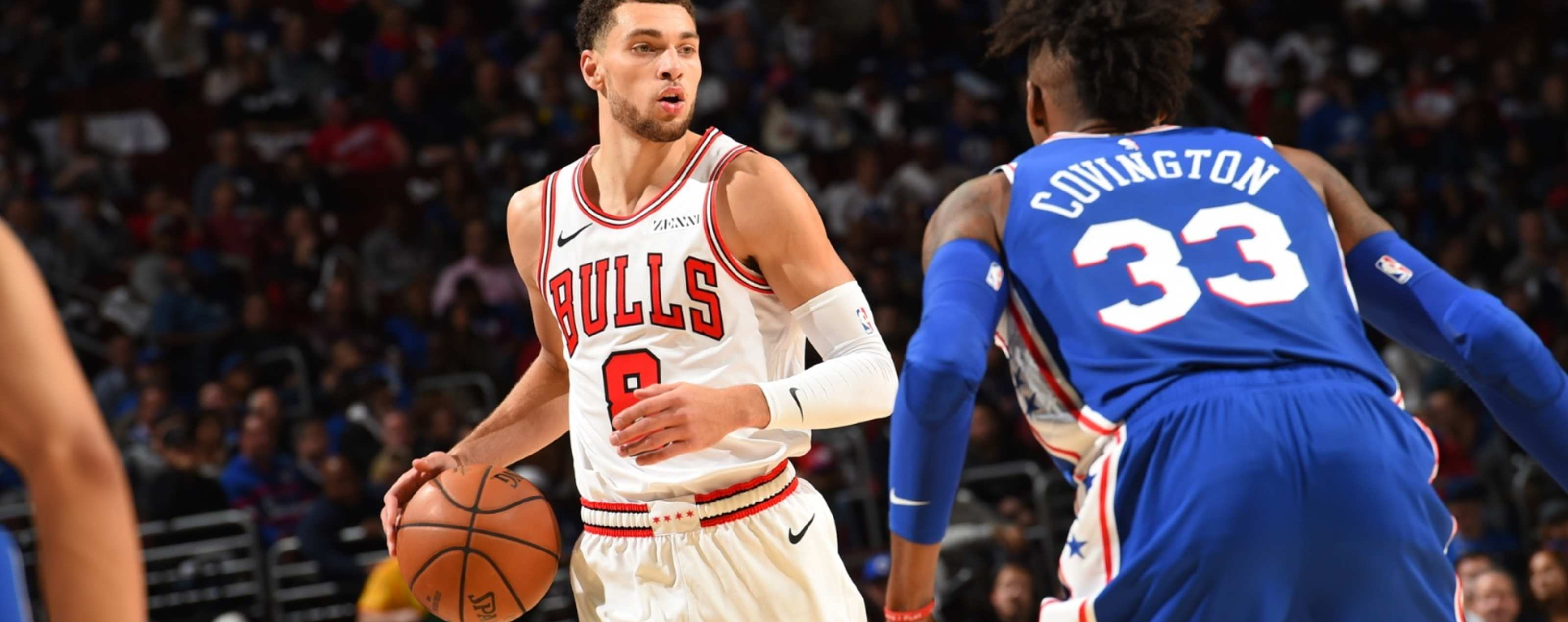 f4125bd3b Zach LaVine is rising to the occasion and playing at an All-Star level