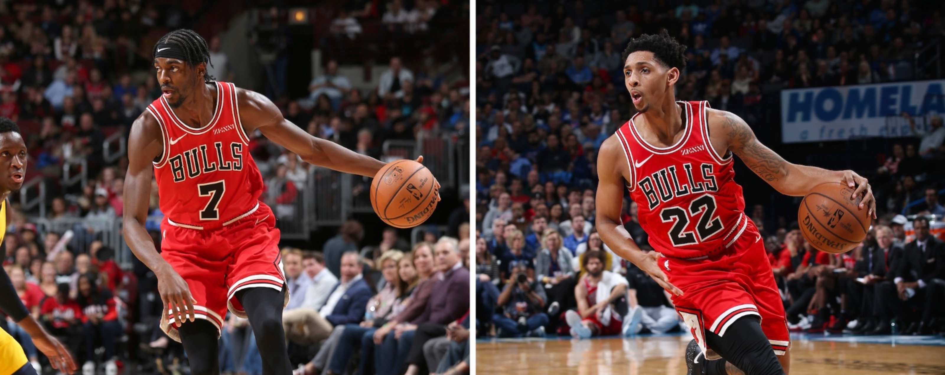 Chicago completes trade with Memphis, sending Justin Holiday to the Grizzlies for MarShon Brooks, Wayne Selden and two second-round picks. The Bulls have also waived Cameron Payne.
