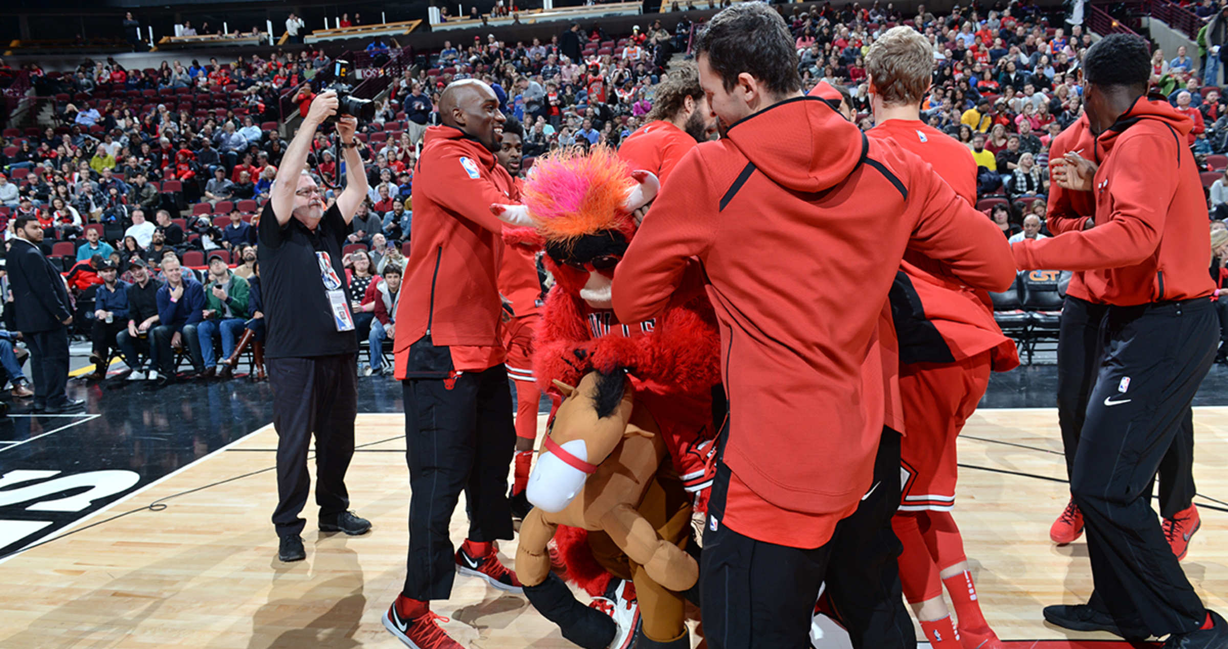 Chicago Bulls Locker Room Issues
