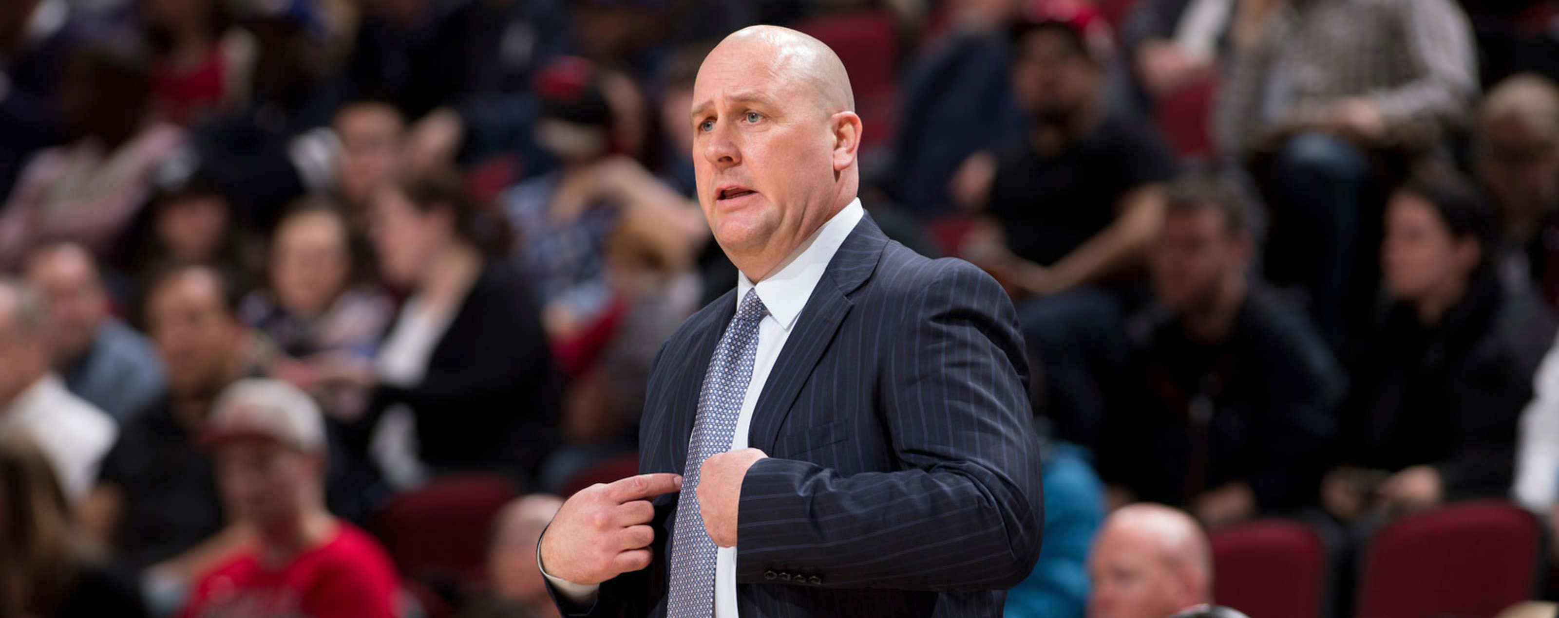 Jim Boylen calling out a play
