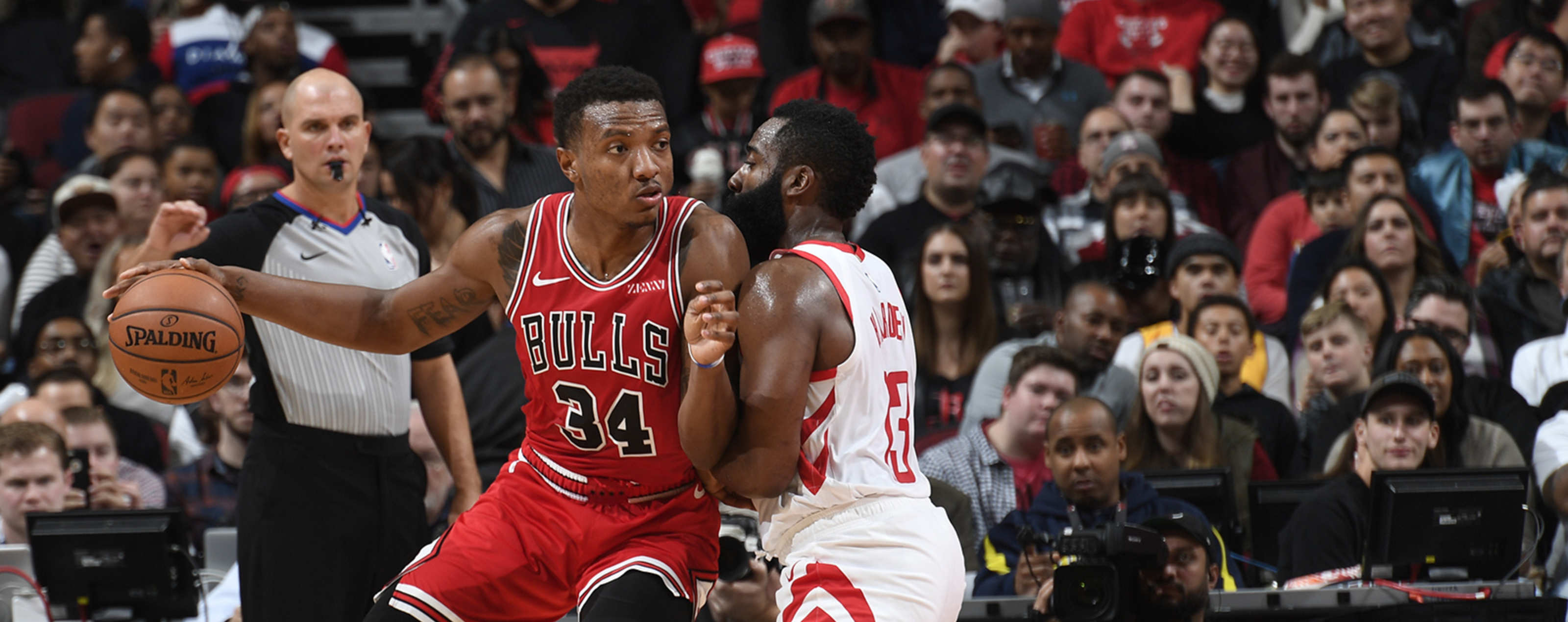 chuck's daily check in - 11.4.18 | chicago bulls