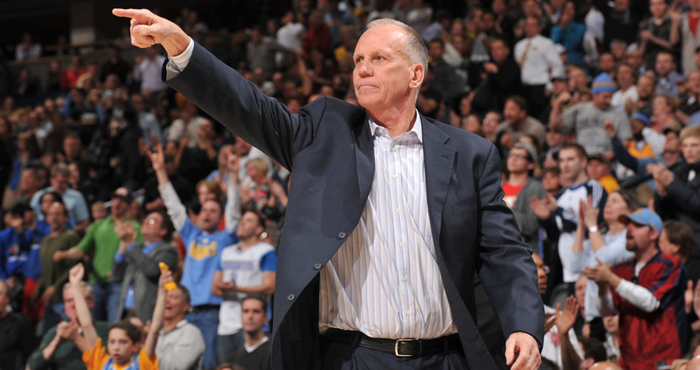Bulls name Doug Collins Senior Advisor