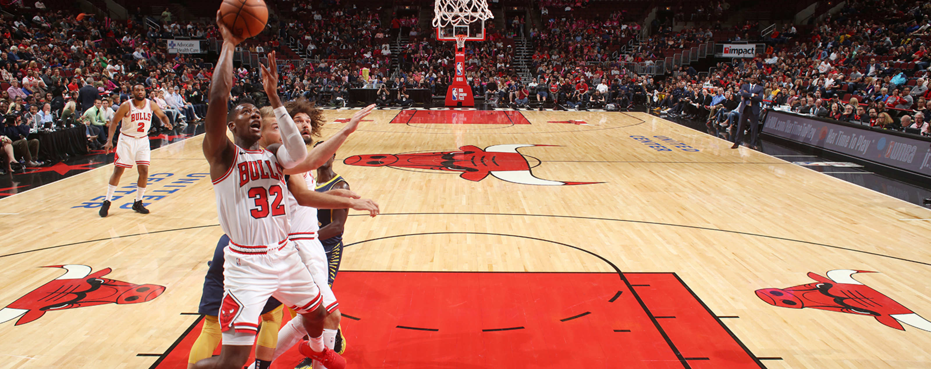 Bulls Defense Steps Up In 104 89 Win Over Pacers Chicago Bulls