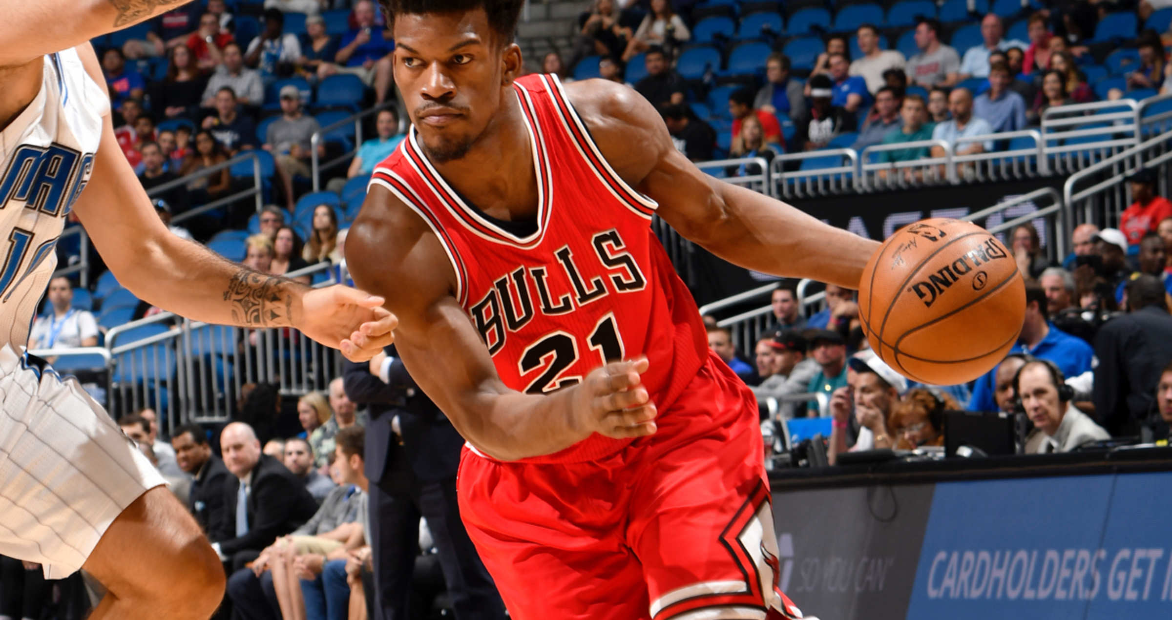 Jimmy Butler vs. Orlando