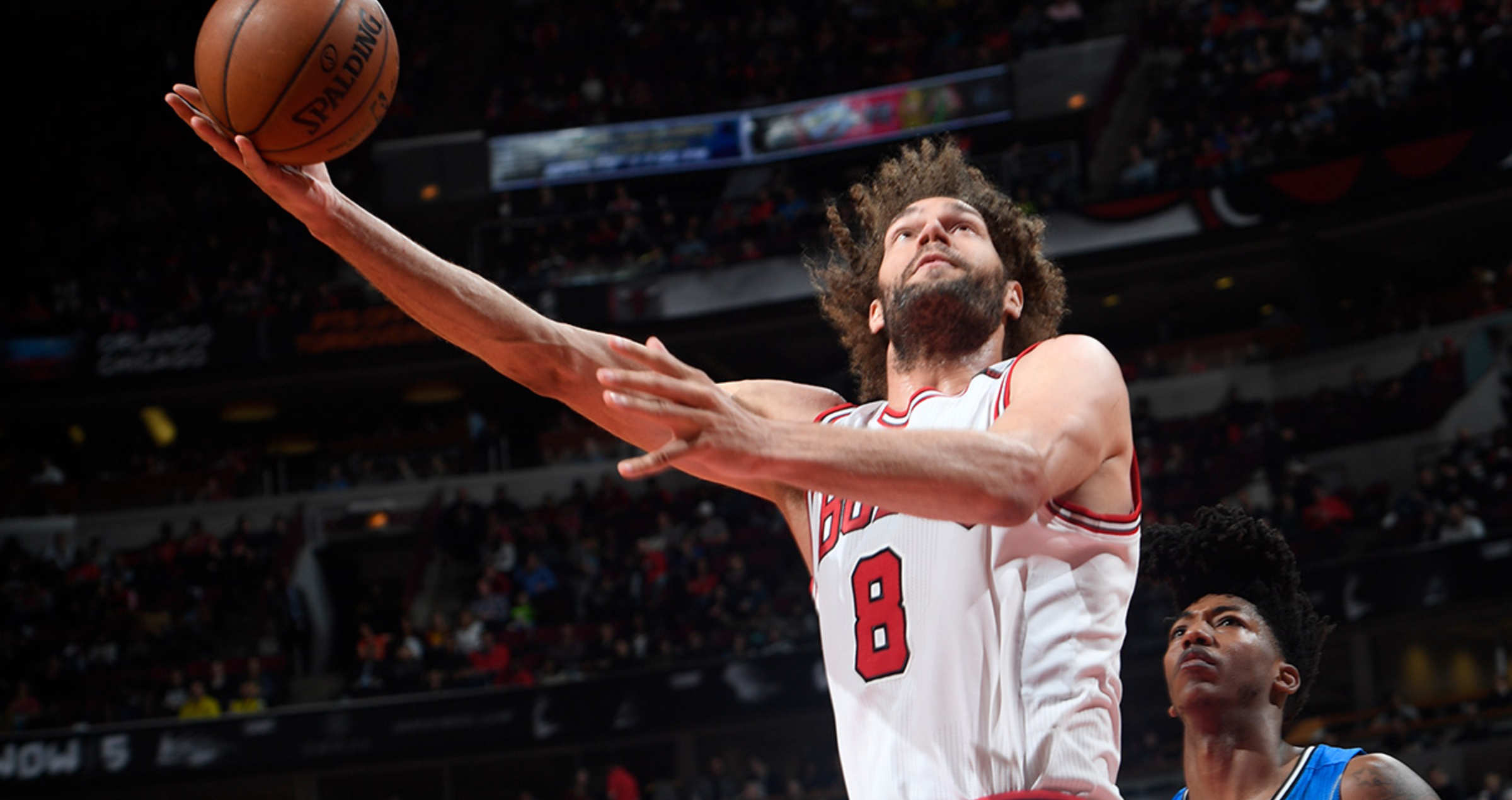 Robin Lopez vs. Magic