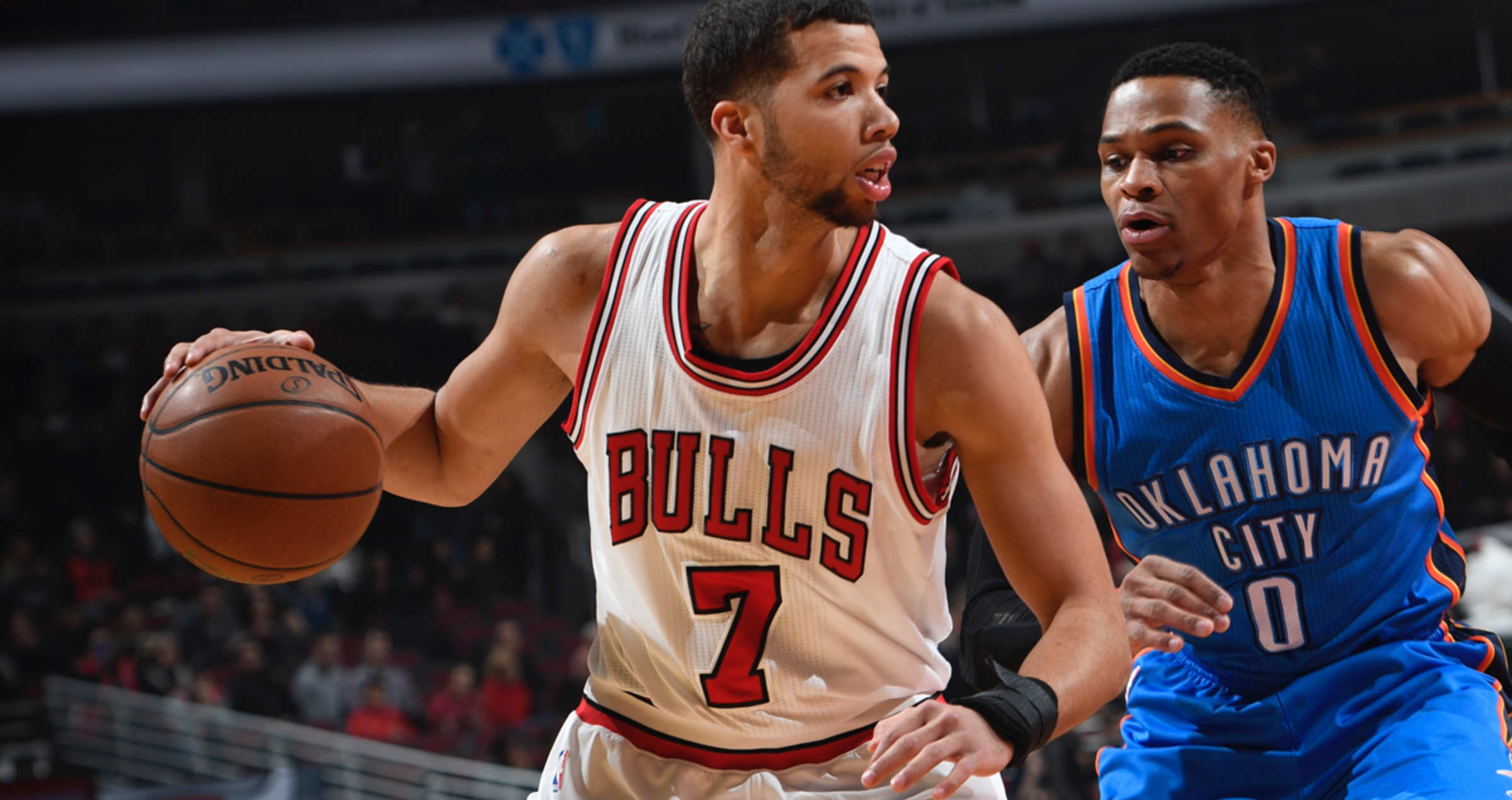 Michael Carter-Williams vs. Thunder
