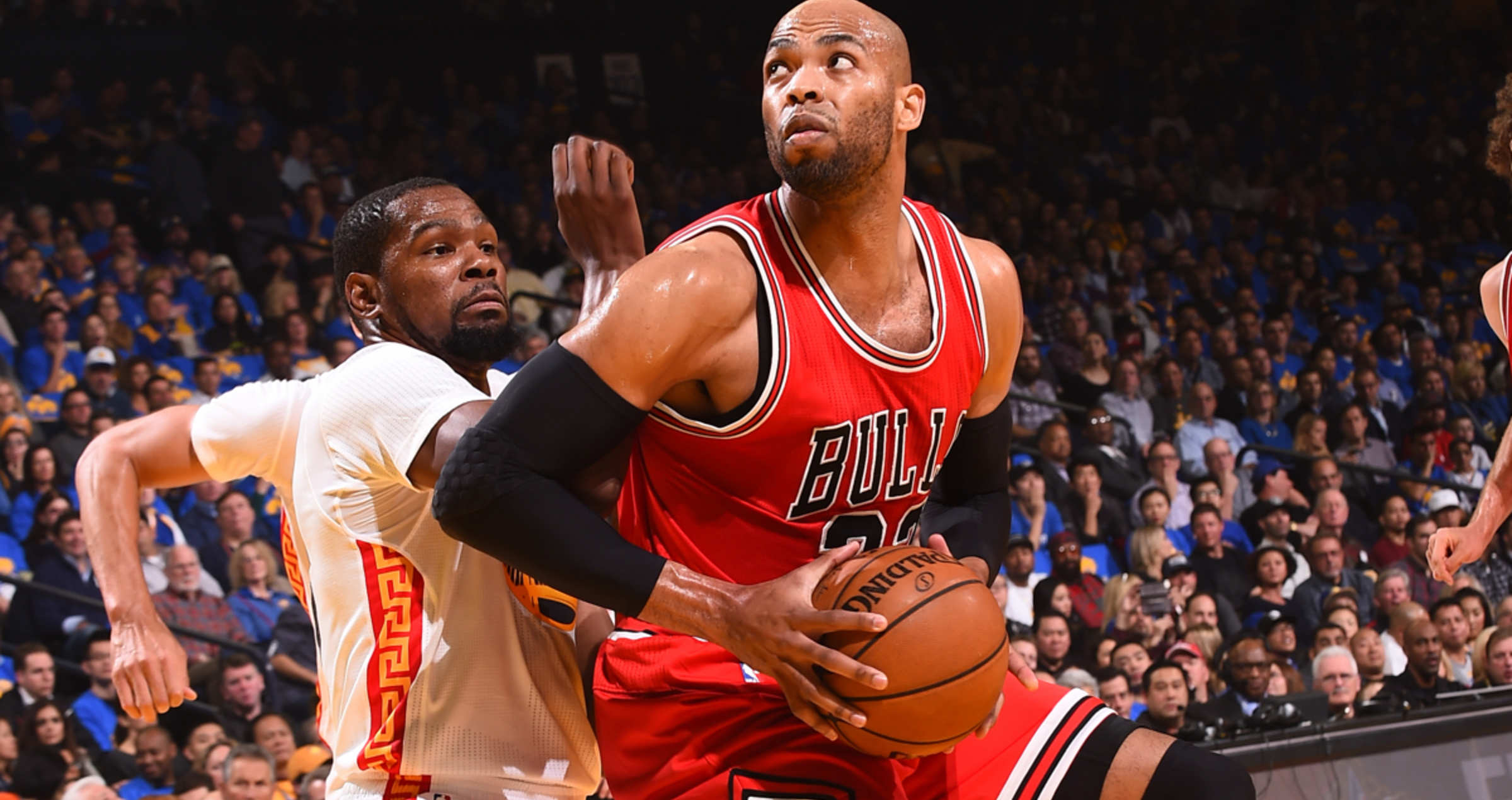 Taj Gibson vs. Golden State